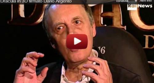 Dracula 3D: Dario Argento presenta il mito horror per eccellenza [Video]